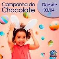 Faça sua doação: nossa Campanha do Chocolate começou!